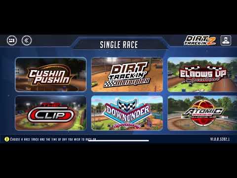 Dirt Trackin' 2 Gameplay