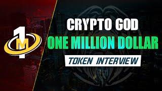 1 MILLION DOLLAR COIN INTERVIEW(CRYPTO GOD PODCAST)