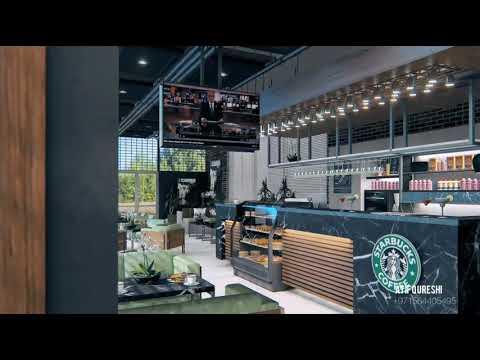 interior-walk-through-star-bucks-restaurant