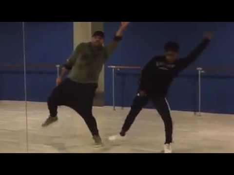 Lisandro cuxi dance sur 24k de Bruno Mars