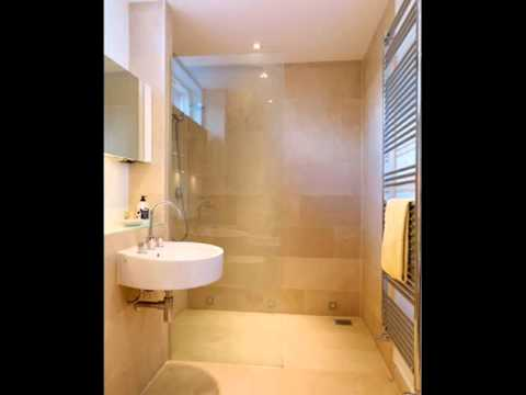 make a simple walk in showers for small bathroom youtube. Black Bedroom Furniture Sets. Home Design Ideas