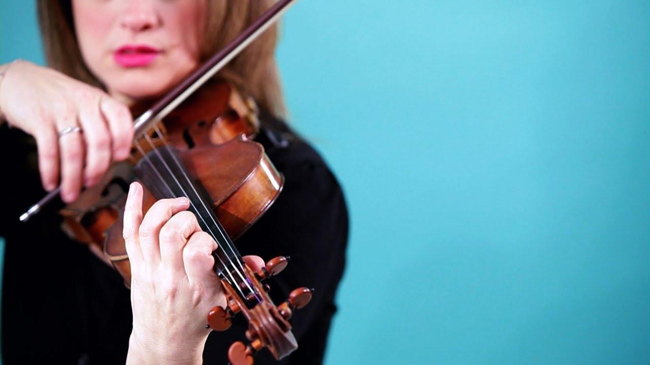 How to Finger Strike | Violin Lessons