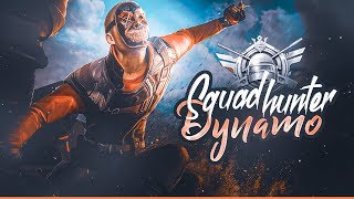 PUBG MOBILE LIVE WITH DYNAMO GAMING | HYDRA SQUAD HUNTING CHICKEN DINNERS