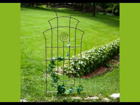 Trellises for your Garden Flowers