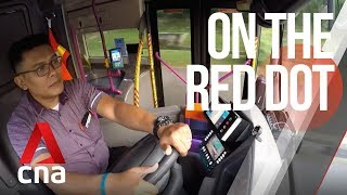 CNA | On The Red Dot | S7 E24 - BUS-tling: What it takes to drive a public bus