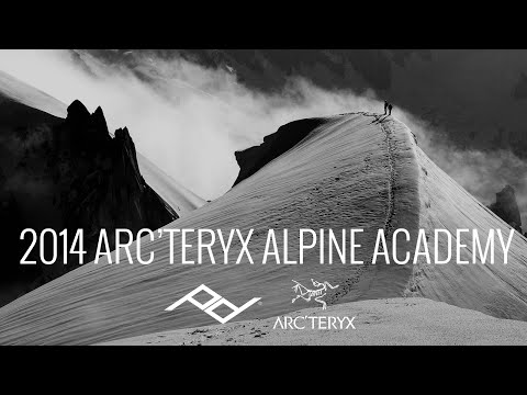 Alpine Photography Workshop - Arc'teryx Alpine Institute 2014