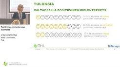 Positiivinen mielenterveys Suomessa