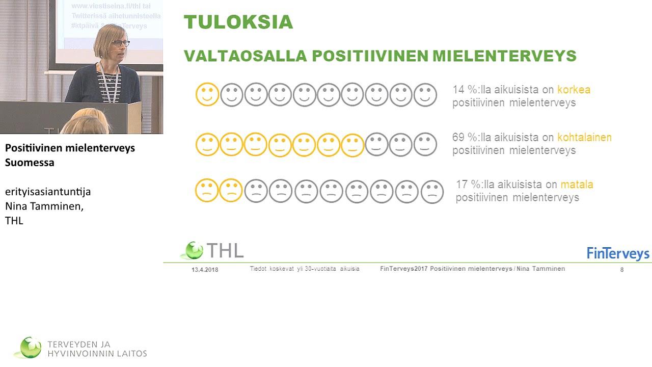 Mielenterveys Suomessa