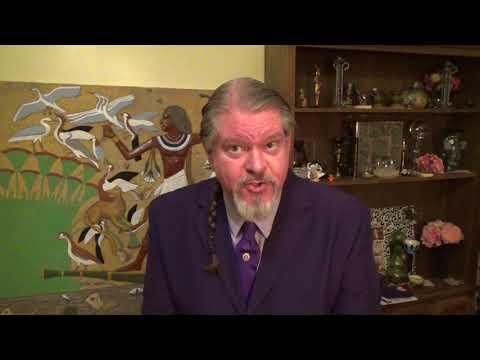Rev. Don's Vlog - Projection
