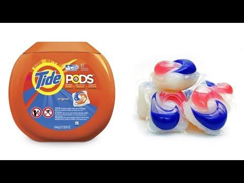 **The Tide Pod Challenge!**