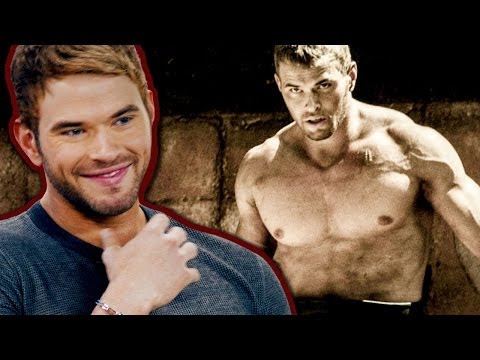 Kellan Lutz's SHOCKING Herculean Strength