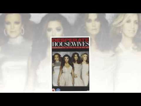 Desperate Housewives Seasons 1-8 DVD Box Set ,Desperate Housewives Season 8 DVD Release