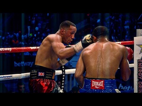James DeGale Vs. Lucian Bute | November 28th On SHOWTIME CHAMPIONSHIP BOXING