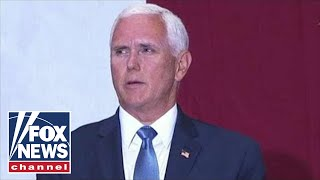 Pence delivers remarks on 50th anniversary of Apollo 11 moon landing
