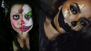NEW!!! Extreme Halloween Makeup Tutorials Compilation #5