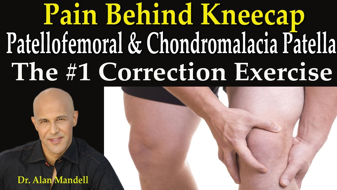 pain behind kneecap 1 correction exercise for patellofemoral