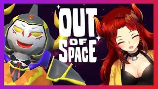 【Out of Space】ドーラ様と一緒に宇宙の掃除屋やります