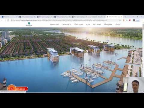 Quảng cáo facebook bất động sản dự án The Sun Valley Bảo Lộc, Waterpoint Long An, Đất Vũng Tàu.