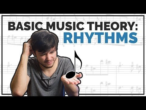 Basics Of Rhythms - Music Theory (Time Signatures, Note Lengths)