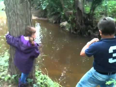 Fishing At The Bollin