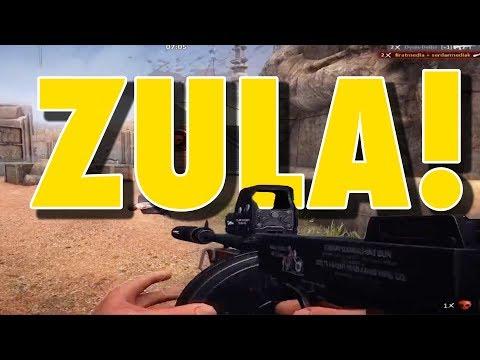ZULA OYNUYORUZ - Karambit Bıçağı ile Persepolis Haritası