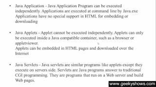 6. Classification of Java Programming (Hindi)