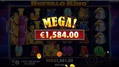 Play Buffalo King Online Casino Slots Game 🎰 Epic 74 Free Spins Run ► (Slots Mega Win €4113) 💰