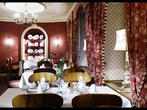 Hotel Sacher Salzburg: Dining in Austria