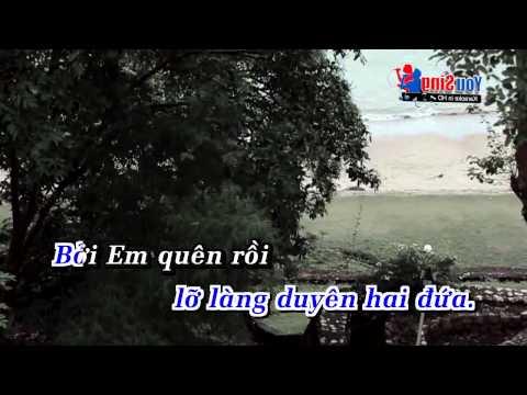 Karaoke Bong Bi Sau   Truong Son 1