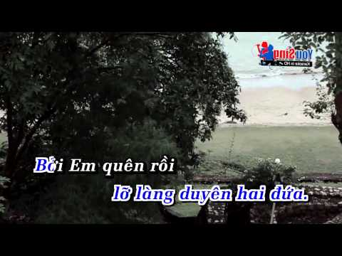 Karaoke Bong Bi Sau   ( Phương Vũ )