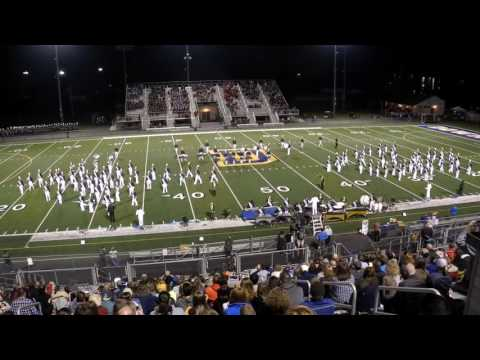 Downingtown East at Music in Motion - 9/24/2016
