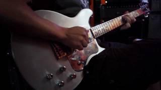 electrical guitar company -  aluminum standard