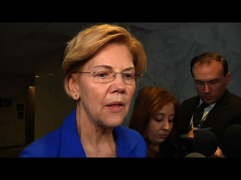 Warren Apologizes For Native American Claims