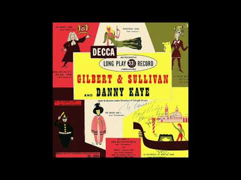 Gilbert & Sullivan & Danny Kaye (1949 Album)