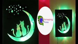 Diy craft | arts and crafts / do it yourself / waste material craft idea / Amazing pixies