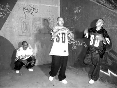 Califa thugs - Up in tha club