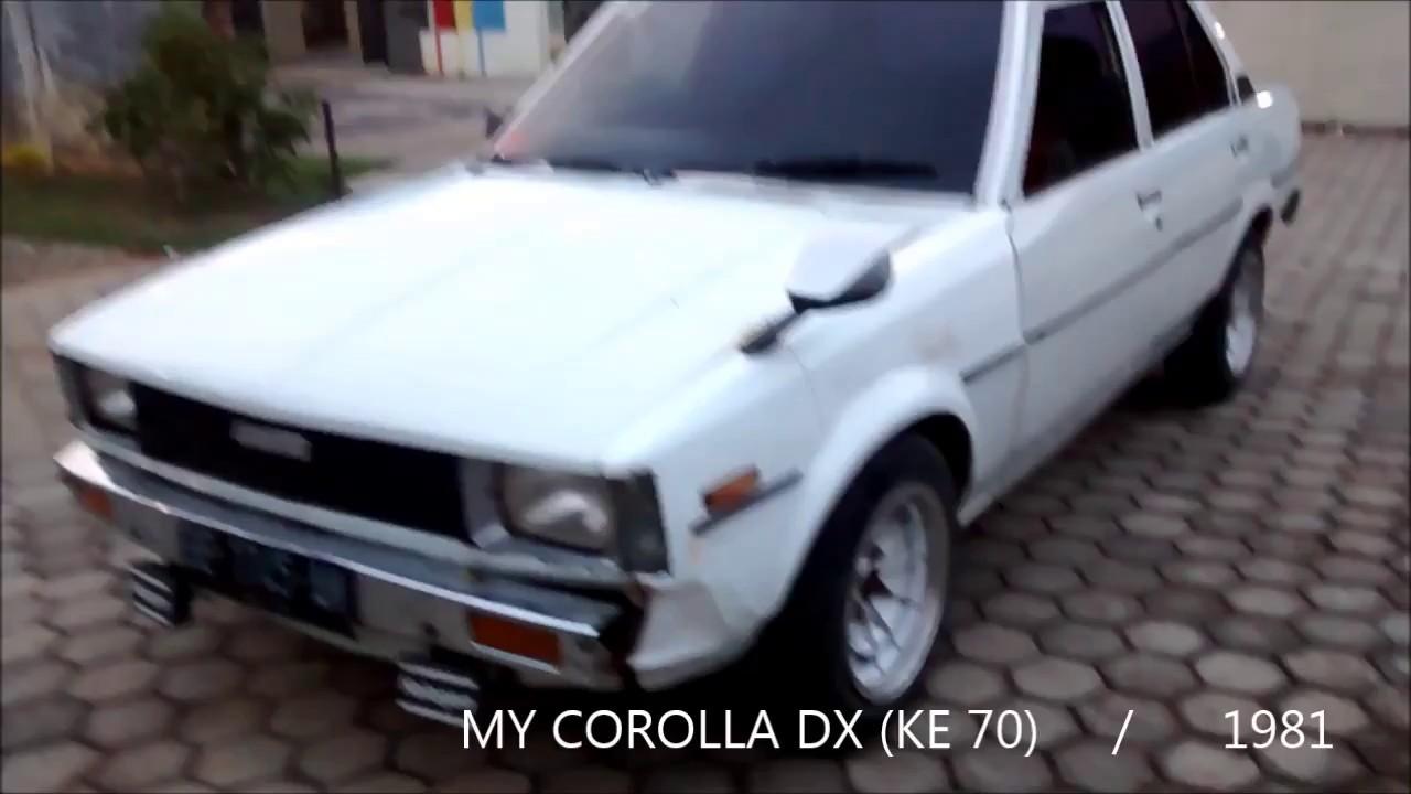 Kekurangan Corolla Dx Review