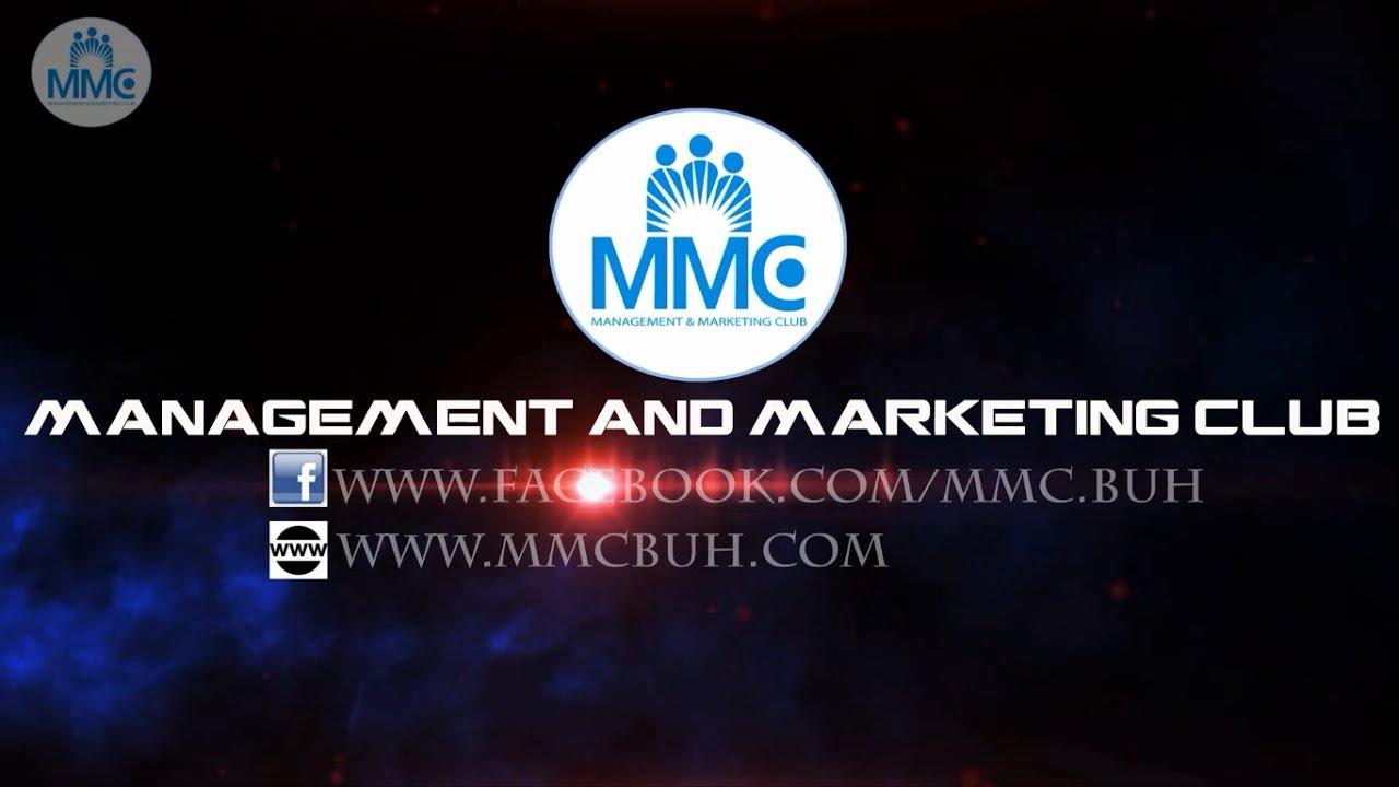 Câu Lạc Bộ Quản Trị & Marketing (MMC BUH)
