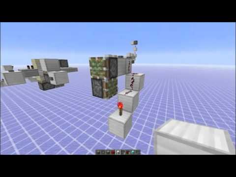 Advanced redstone basic knowledge: practical use of 0-ticks and instant repeaters
