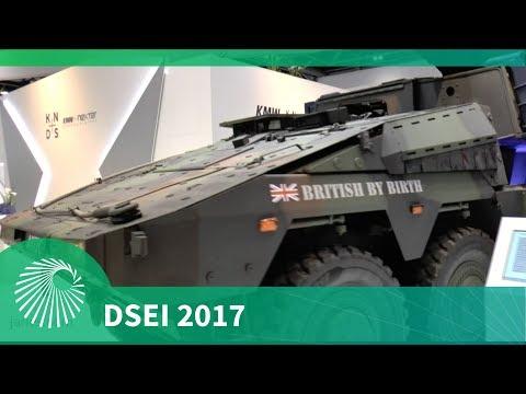 DSEI 2017: Artec's modular Boxer