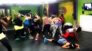 """TWERKSANITY"" at Fitness Fuzion"