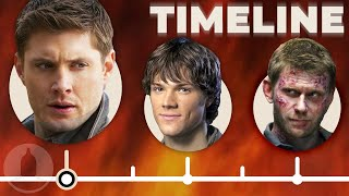 The Simplified Supernatural Timeline Part 1 (Seasons 1-5) | Cinematica