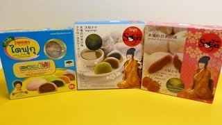 Delicious Mochi Candy from Asia