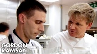 Gordon Visits Former Prisoner At The Savoy Grill | Gordon Behind Bars