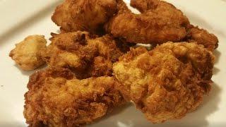 "Fried Vegan ""Jerk Chicken"" (Easy Seitan recipe!!)"