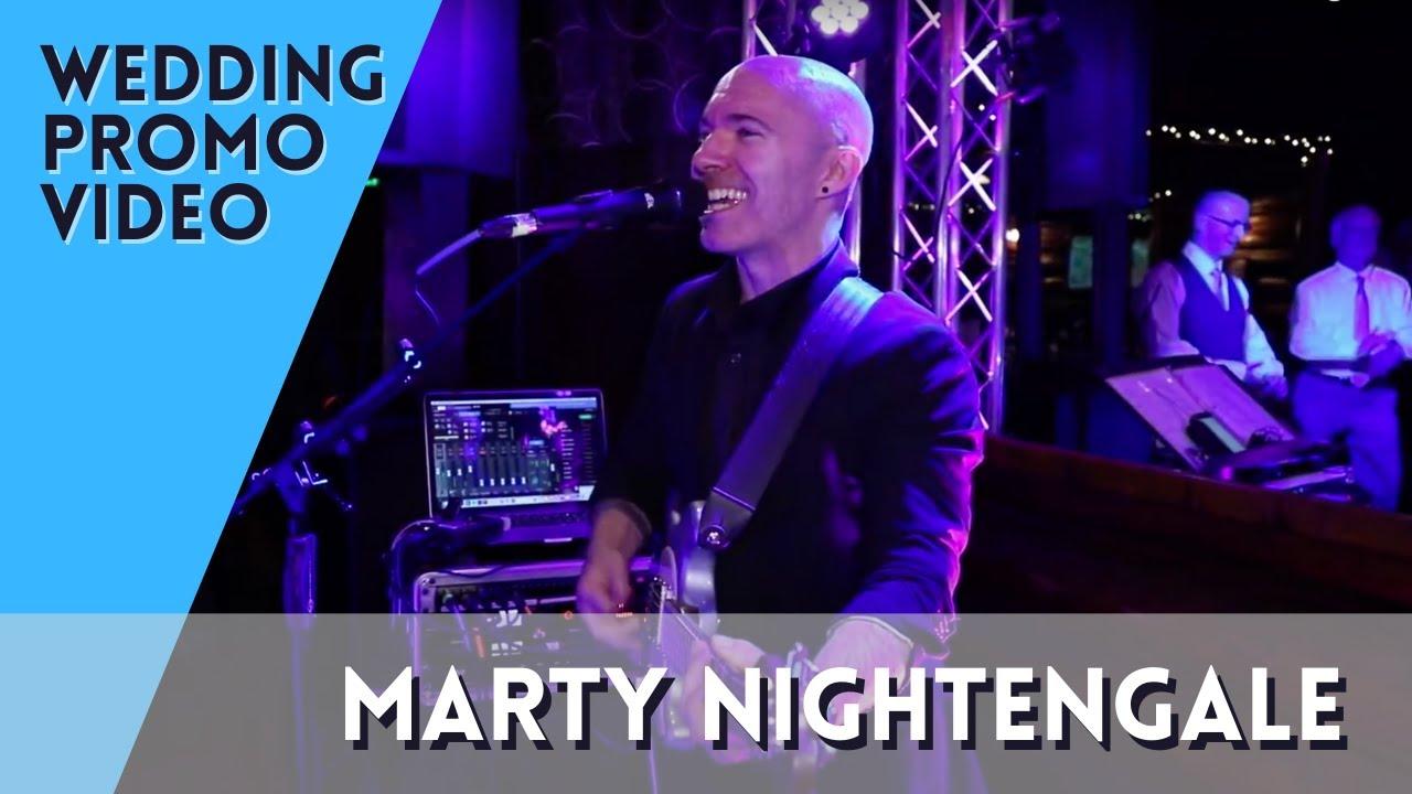 Wedding Promo Video - Marty Nightengale