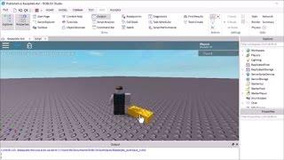 Roblox Programmazione Tutorial per principianti -parte 1- ciclo for