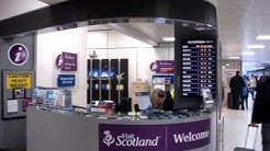 Glasgow Scotland Airport Arrivals