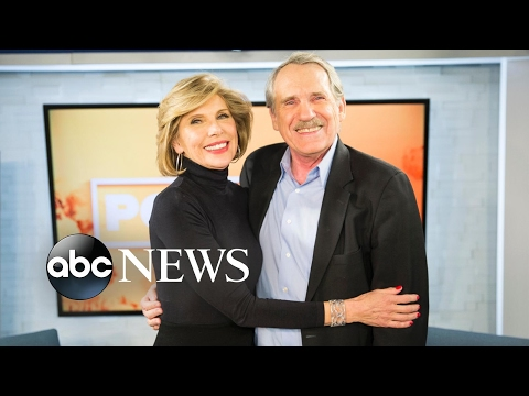 Christine Baranski knows 'the secret to a good slap' and she's not afraid to use it