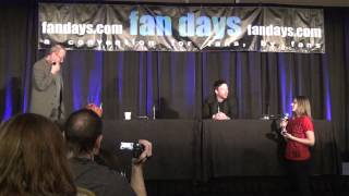 Robert Englund at Dallas Comic Con 2012